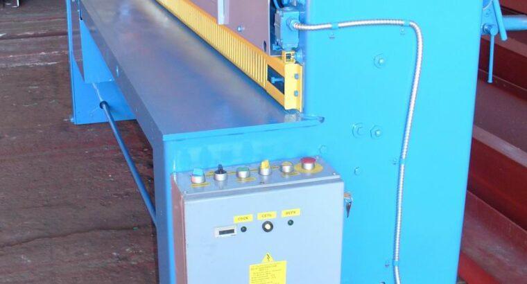 Ножницы гильотинные 2,5х2500 мод. НКЧ 3214