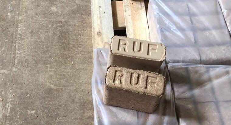 Закупаем древесный брикет