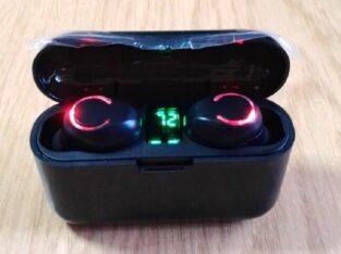 Мини-наушники беспроводные с Bluetooth 5.0 3D стерео водонепроницаемые