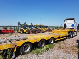 Перевозки негабарита по Украине — до 250 тонн.