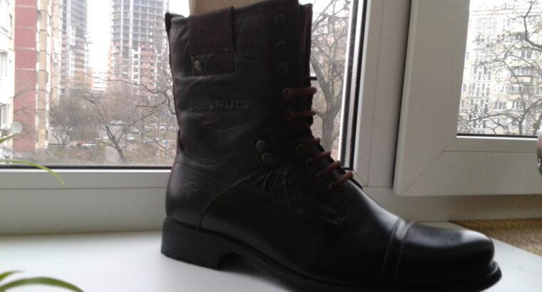Продам ботинки зимние мужские.