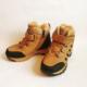 Детские зимние ботинки на овчине
