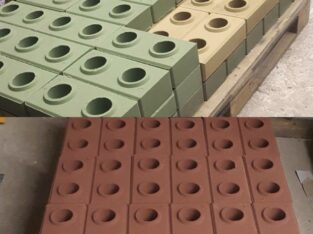 Станок 5bricks Лего кирпич