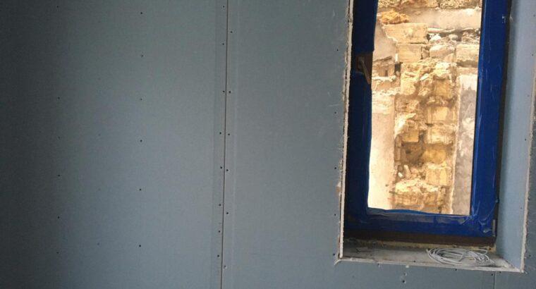 Разные ремонтно-строительные работы