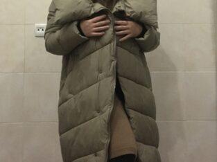 Курта одеяло зимняя