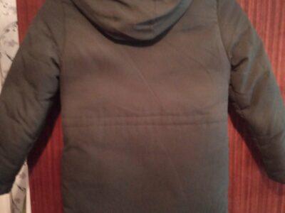 Продам детскую зимнюю куртку
