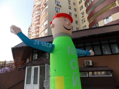 Надувные зазывалы Inflatable dancers с возможностью рассрочки