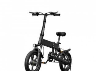 Нові електровелосипеди Hanza BE-16