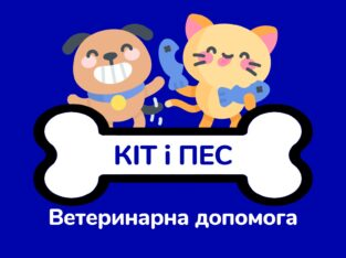 Ветеринарна допомога Кіт і Пес