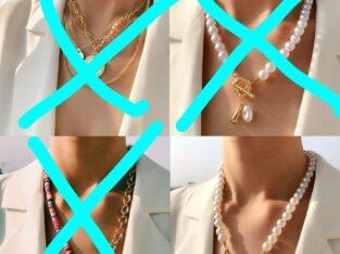 Ожерелье ЖЕМЧУГ на праздник