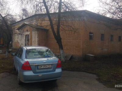 Продам приміщення вільного призначення в Житомирі
