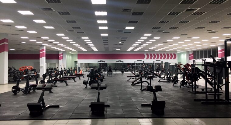 Фитнес Клуб Sparta