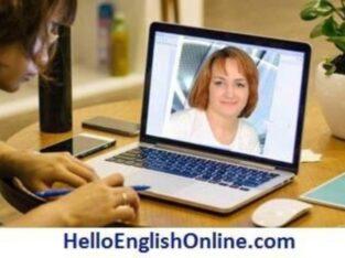 Уроки английского через интернет