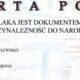 Карта Поляка Реєструю