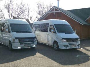 Заказ микроавтобуса Черноморск (Ильичевск) Борисполь Жуляны заказ микроавтобуса