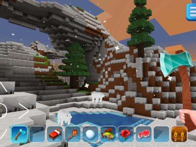 Скачайте мобильную игру Realmcraft (бесплатный Minecraft)