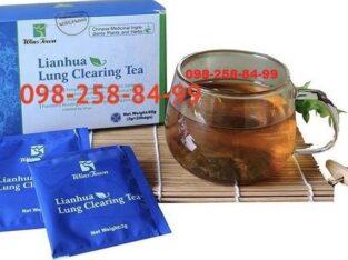 Чай lianhua lung Сlearing Tea от вирусной инфекции