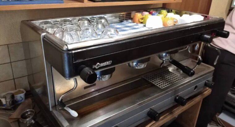 Профессиональная кофемашина LaCimbali
