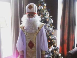 замовити Святого Миколая на виїзд