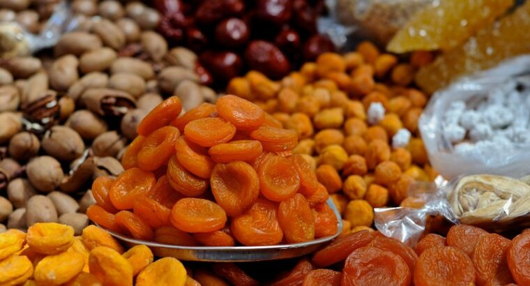 Орехи, сухофрукты, цукаты. Халва, Пахлава, Рахат- лукум, Конфеты