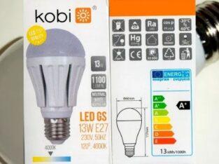 Продам светодиодные энергосберегающие лампы