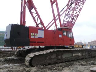 Автокраны — от 5 до 400 тонн