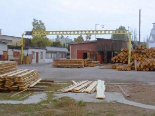 Деревообрабатывающее предприятие в херсонской области