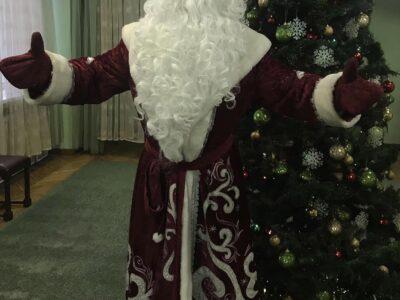 Заказать Деда Мороза по Киеву и за город