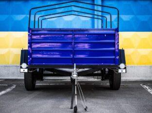 Легквой прицеп в усиленной комплектации Днепр-2501