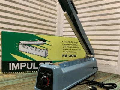 Запайщик FS — 300 металлический корпус