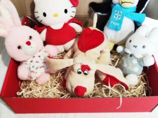 Набор мягких игрушек «Радость» — Интернет-Магазин «Киця-Мура»