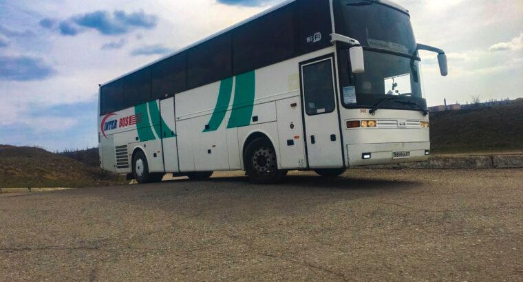 Ежедневные поездки Москва-Луганск-Стаханов «Интербус»