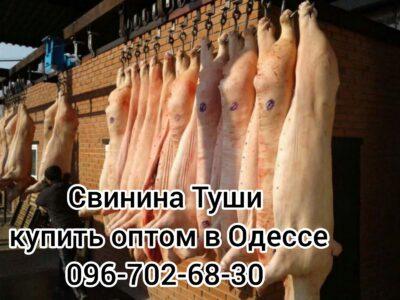 Мясо свинины Одесса цена