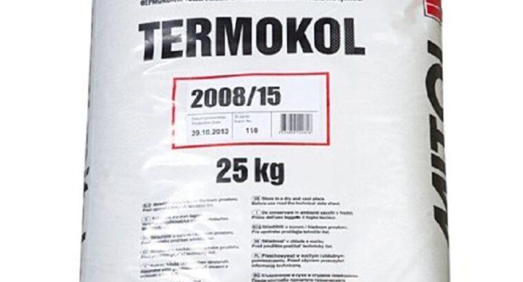 Низкотемпературный клей-расплав Termokol 2008 PI для мебельной кромки.