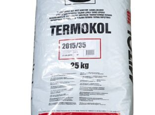 Высокотемпературный клей-расплав Termokol 2015 для мебельной кромки.