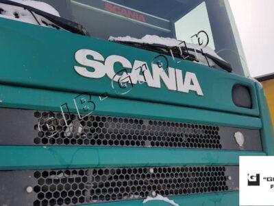 Накладка Буквы «Scania»