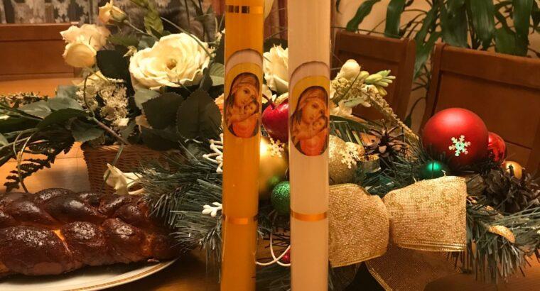 Стрітенська свічка