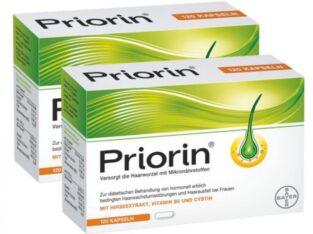 🇩🇪 Priorin витамины для волос, купить приорин Германия. Priorin 120 капсул.