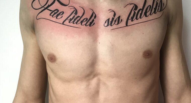 VeAn Tattoo Татуировки Ужгород