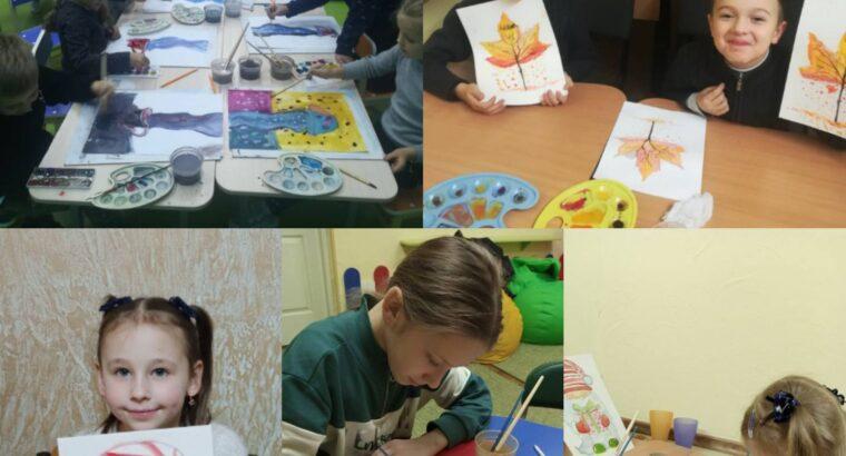 Учитель Изобразительного Искусства/Репетитор по рисованию