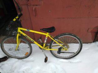 Детский велосипед фирмы WHELEER(Спортивный).