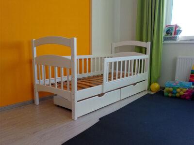 Односпальная кровать детская — Karinalux. Бонус к заказу
