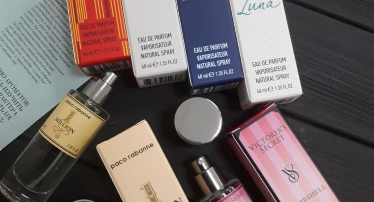 Мини парфюмы 40 мл (Новинка, супер качество) оптом