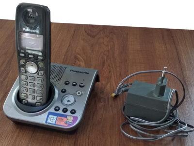 Телефон Panasonic KX-TG7227UA с автоответчиком