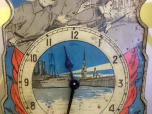 Часы 50 лет октября.