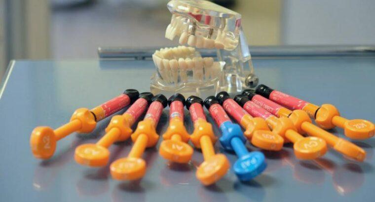 Стоматологические услуги, лечение зубов в Киеве