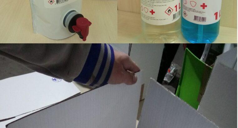 Антисептик для обработки и дезинфекции