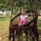 Підвисне крісло гамак