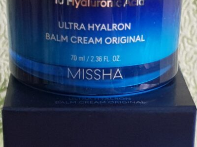 Корейский крем MISSHA Super Aqua Ultra Hyalron Balm Cream Original