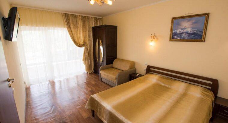 Приглашаем семейный отдых в солнечную Затоку .Отель Адам и Ева.Черное море.